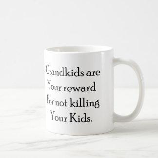 Funny Mug for Grandparents Funny Gift for Grandma