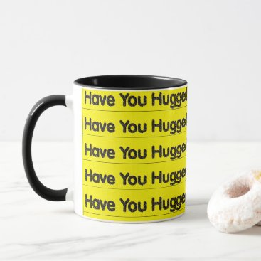 WhimsyvilleUSA Funny Mug HAVE YOU HUGGED YOUR CHICKEN TODAY?