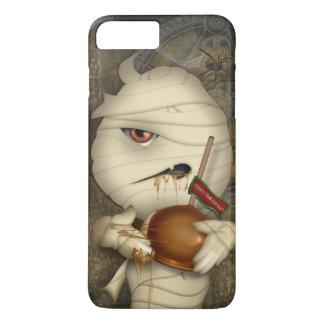Funny Mummy Halloween Costume iPhone 7 Plus Case