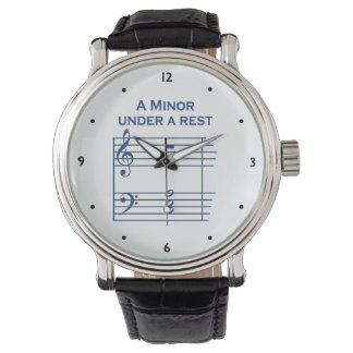 Funny Music A Minor Wristwatch