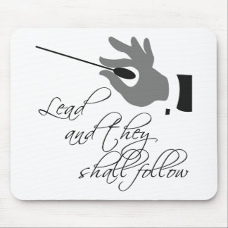 Funny Music Teacher Gift Mouse Pad