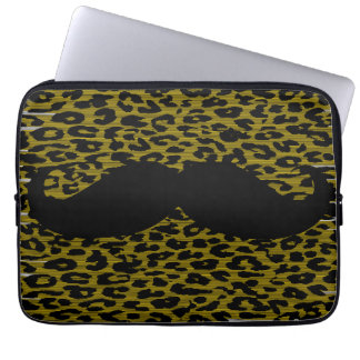 Funny Mustache 5 Laptop Computer Sleeve
