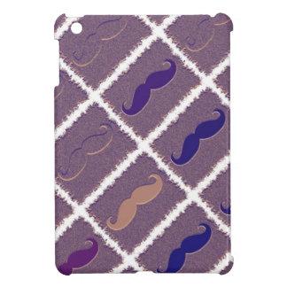 Funny Mustache iPad Mini Cover