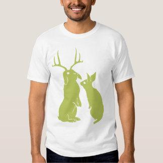 Funny Mutated Rabbit's Men's T-shirt