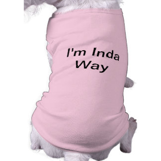 Funny Native Dog Shirt