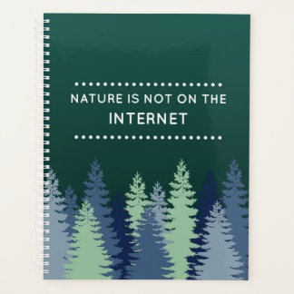 Funny Nature and Internet Quote Planner