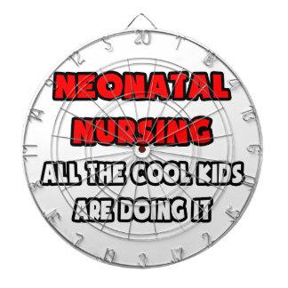 Funny Neonatal Nurse Shirts and Gifts Dartboard With Darts
