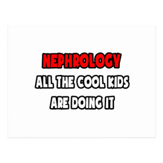 Funny Nephrologist Shirts and Gifts Postcard