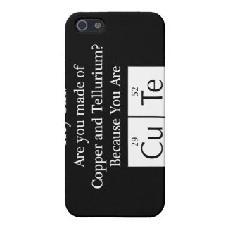 Funny Nerd Chat Up Line Cover For iPhone SE/5/5s