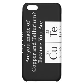 Funny Nerd Chat Up Line iPhone 5C Covers
