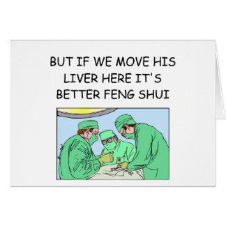 funny new age doctor joke card