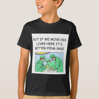 funny new age doctor joke T-Shirt