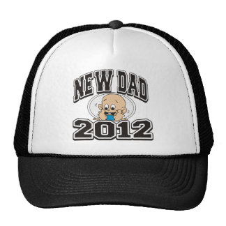 Funny New Dad 2012 Hat