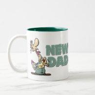 Funny New Dad Gift Coffee Mug