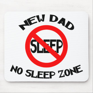 Funny New Dad Mouse Pad