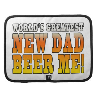 Funny New Fathers : Worlds Greatest New Dad Planner