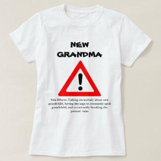 Funny New Grandma Shirt