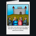 """Funny New Home Congratulations Card &quot;Spectickles&quot;<br><div class=""""desc"""">Enjoy spreading the laughter with this hilarious New Home congratulations humor greeting card by artist Bill Abbott; send some laughs along with your best wishes. Bill Abbott&#39;s cartoon &quot;Spectickles&quot; the internationally syndicated comic has also appeared in Hallmark U.K.,  Reader&#39;s Digest,  Saturday Evening Post and other fine magazines!</div>"""