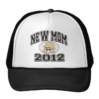 Funny New Mom 2012 Hat