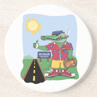 Funny New Orleans coasters