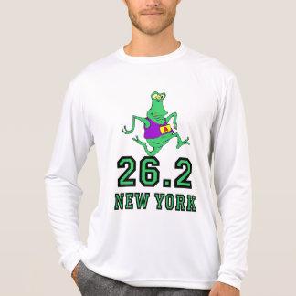 Funny New York marathon Tshirt
