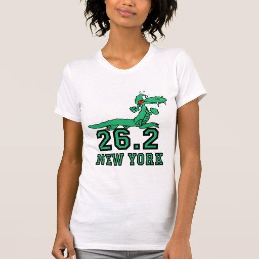 Funny New York marathon Tshirts
