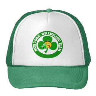 Funny New York St Patrick's Day Hat