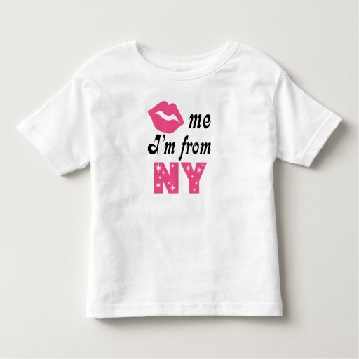 Funny New York Tees