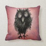 Funny Night Owl Pillows