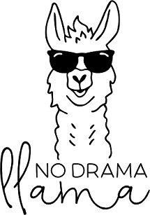 Llama Stickers | Zazzle