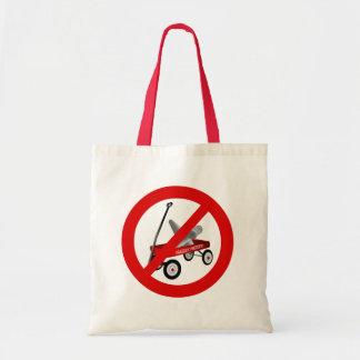 Funny No Jack Wagons Bag