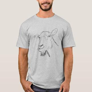 Funny novelty Goat T-Shirt design