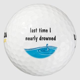 Funny Novelty Golf Balls