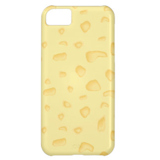 funny novely swiss cheese pattern cover for iPhone 5C