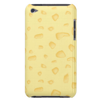 funny novely swiss cheese pattern barely there iPod cases