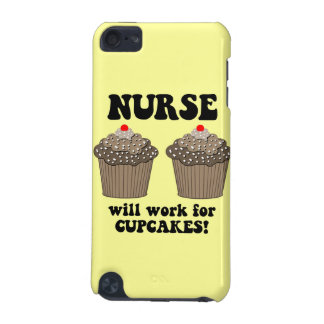 funny nurse iPod touch (5th generation) case