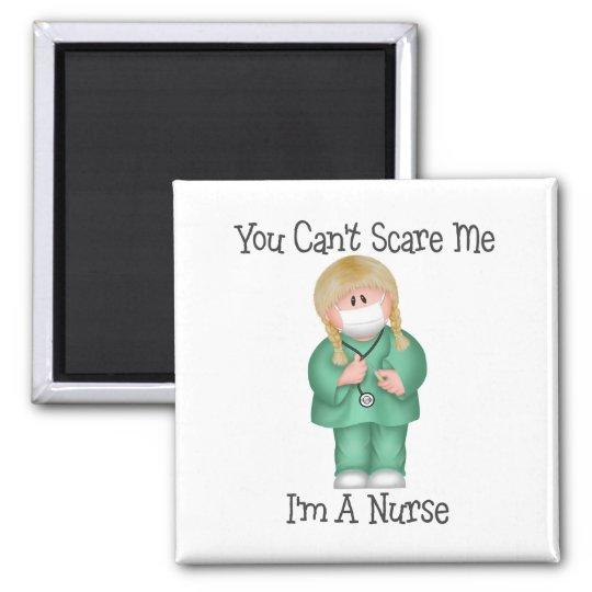 Funny Nurse Gift Magnet