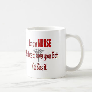 Funny Nurse Gifts Coffee Mug