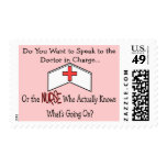 Funny Nurse Gifts Postage