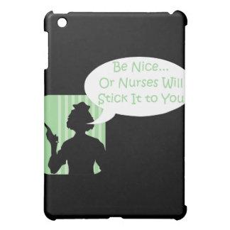 Funny Nurse Humor Cover For The iPad Mini