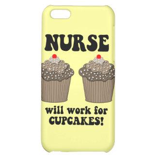 Funny nurse iPhone 5C cases
