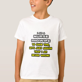 Funny Nurse Midwife T-Shirts and Gifts