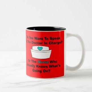 Funny Nurse Mugs
