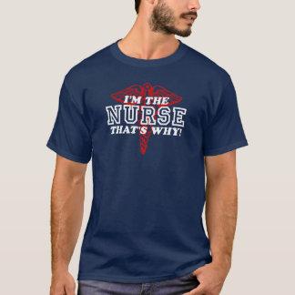 Funny Nurse T-Shirt