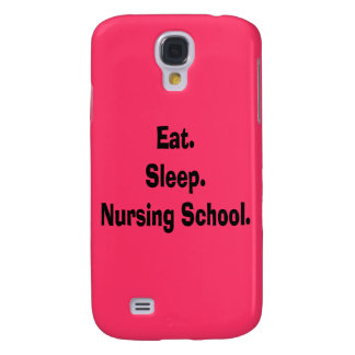 Funny Nursing Student Gifts Galaxy S4 Case