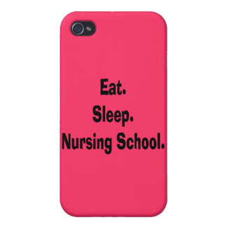Funny Nursing Student Gifts iPhone 4 Covers