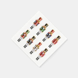 Funny Nutcrackers Paper Napkin