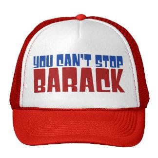 Funny Obama 2012 Mesh Hat