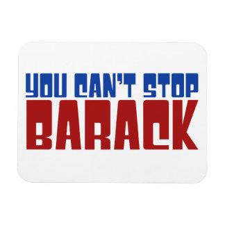 Funny Obama 2012 Rectangular Photo Magnet