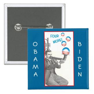 Funny Obama Biden pin